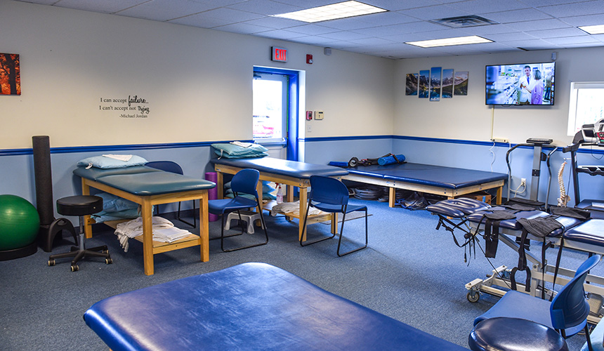 Physical Therapy Services at Warner