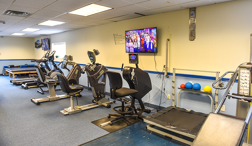 Warner Physical Therapy Location