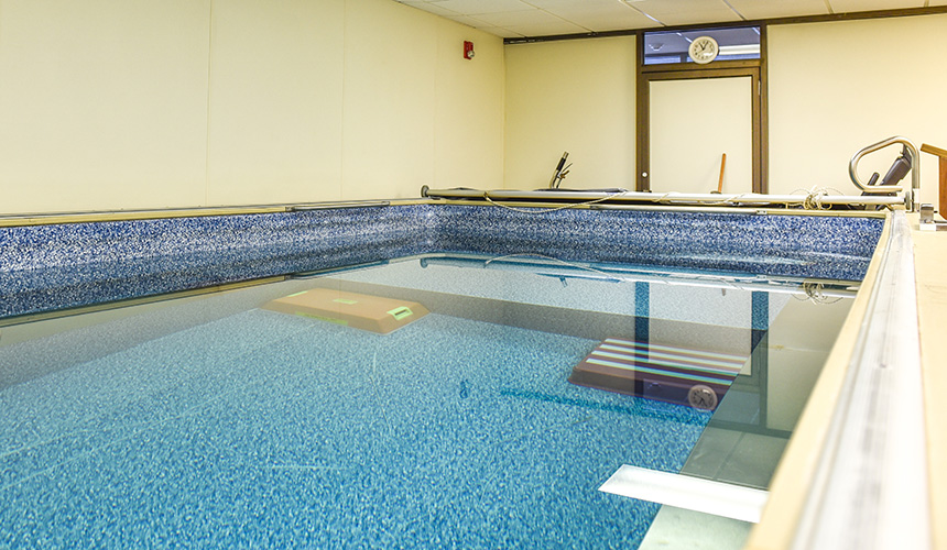 Aquatic Physical Therapy Oswego